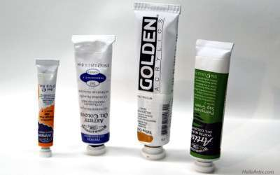 Three Main Paint Medium – Choosing The Right Paint.